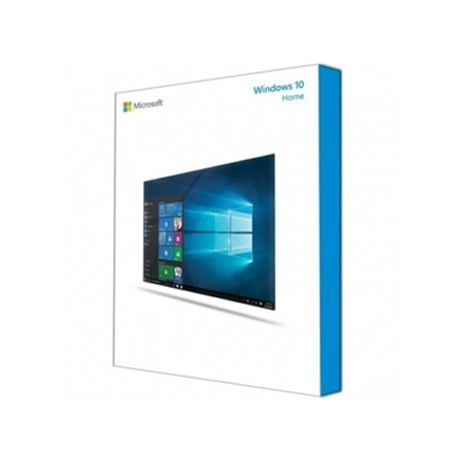 MS Windows 10 Home 64 Bit DVD OEM NL