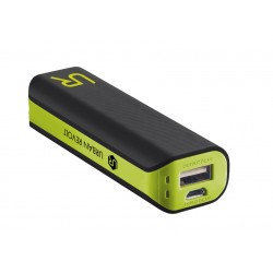 Urban Revolt PowerBank 2200 - Black